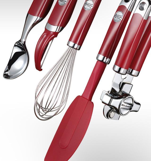Per la cucina sito ufficiale kitchenaid for Utensili cucina online shop