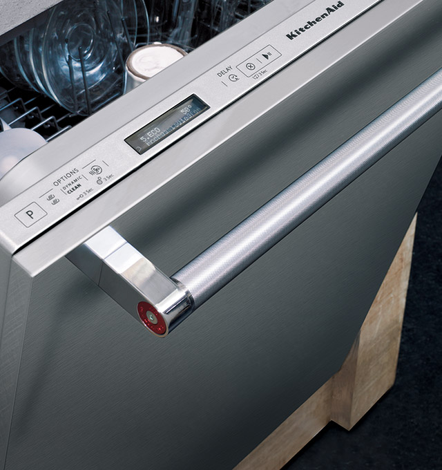 haushaltsgroßgeräte  offizielle website von kitchenaid ~ Geschirrspülmaschine Qualität