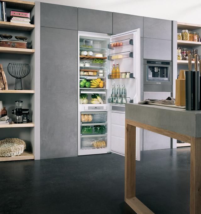 haushaltsgroßgeräte  offizielle website von kitchenaid ~ Geschirrspülmaschine Integriert