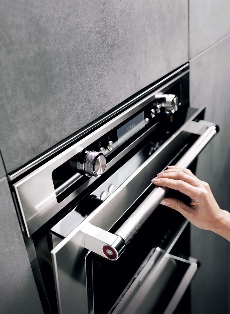 four combin vapeur 45 cm koqcx 45600 site officiel kitchenaid. Black Bedroom Furniture Sets. Home Design Ideas