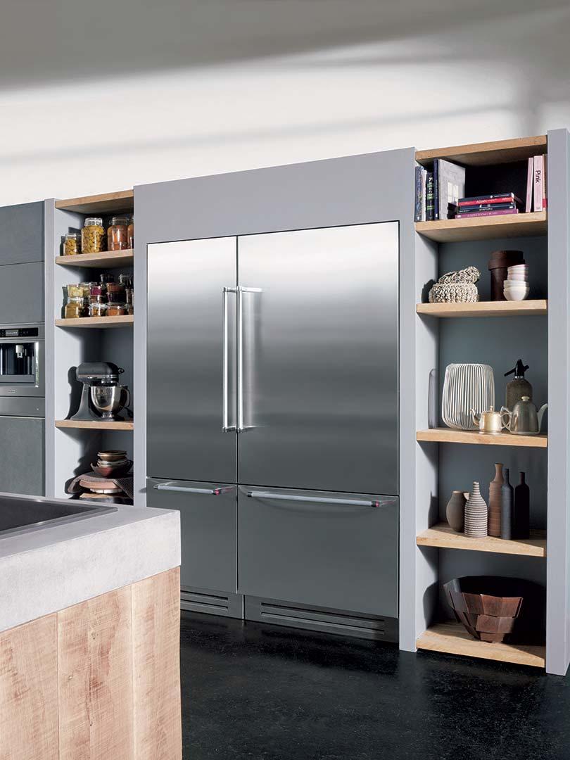 Cantina da incasso kcbwx 70600r sito ufficiale kitchenaid - Mobile frigo incasso ...
