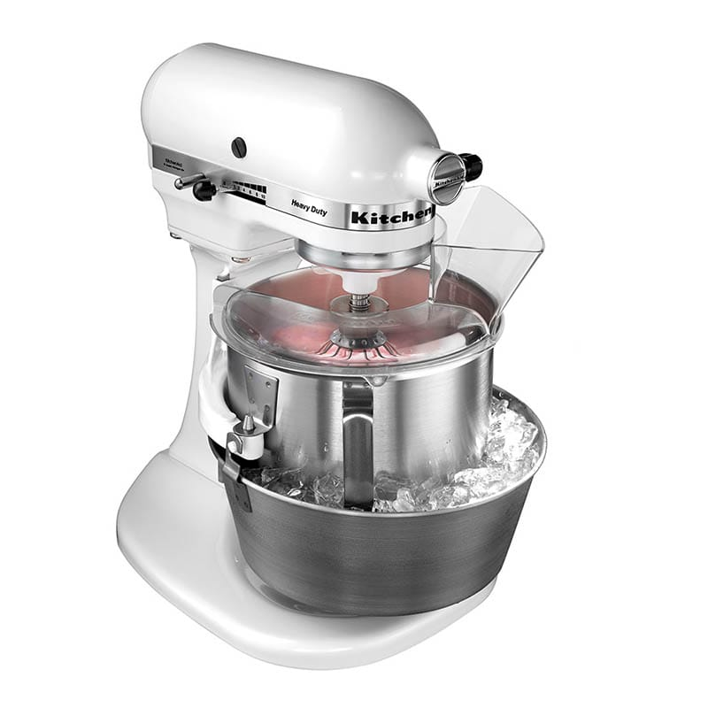 robot patissier kitchenaid comparatif