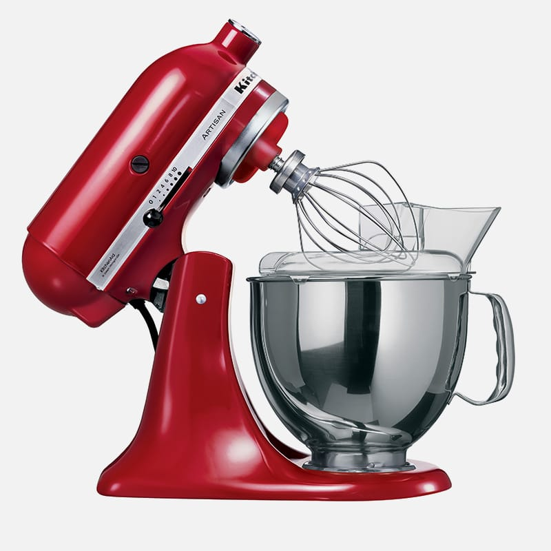 Quel robot p tissier kitchenaid choisir il tait une for Robot cuisine kitchenaid