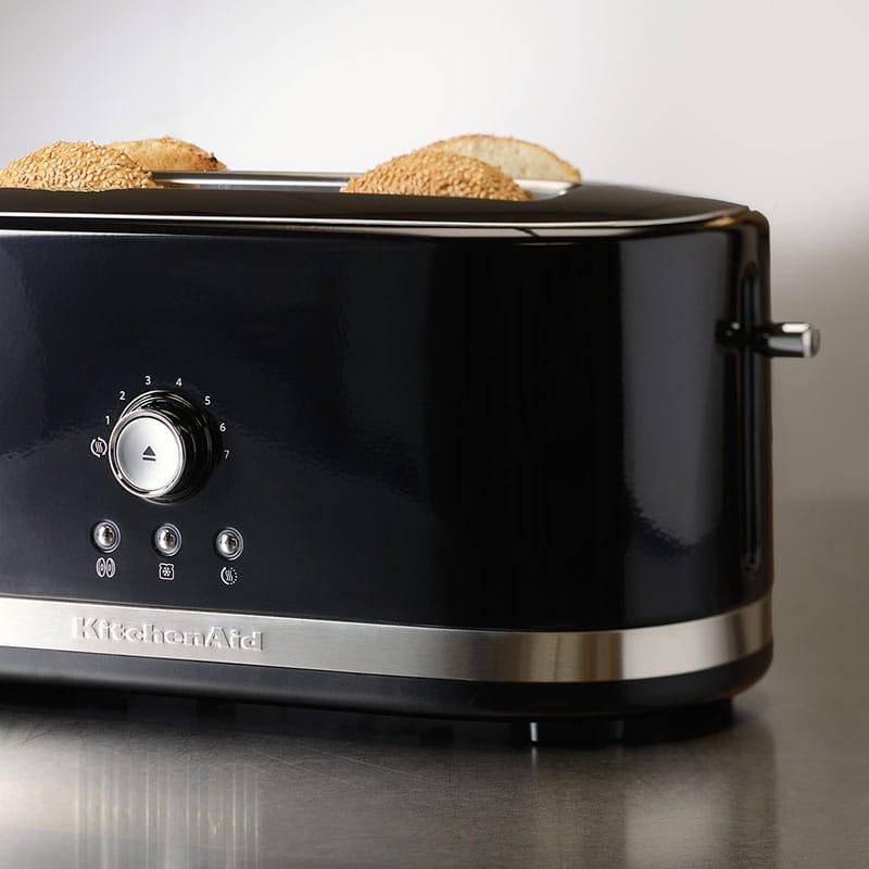 toaster mit manueller bedienung und langen schlitzen 5kmt4116 offizielle website von kitchenaid. Black Bedroom Furniture Sets. Home Design Ideas