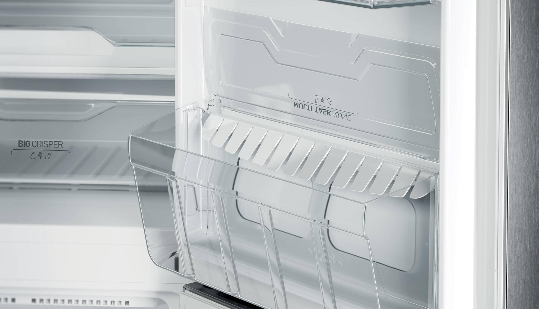 Frigorifero combinato con congelatore, verticale - Extra Indesit ...