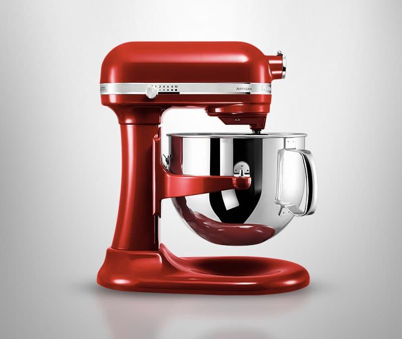 Robot pâtissier multifonction | petit ménager | Site officiel KitchenAid