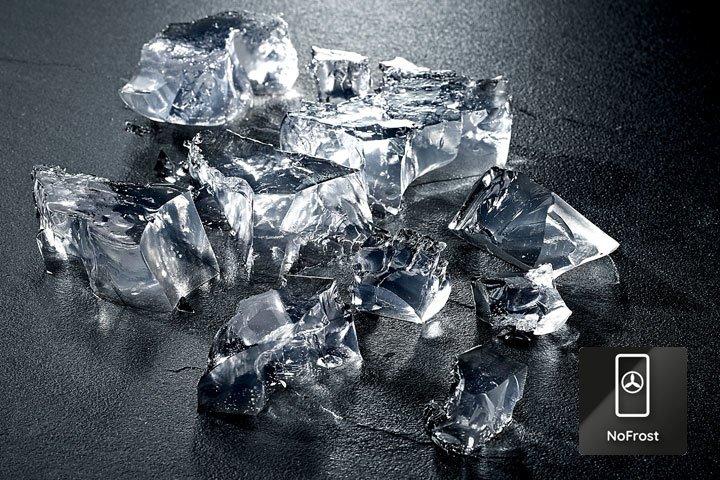 Kühlschrank No Frost Bauknecht : Bauknecht einbau kühl gefrierkombination: nofrost kgin 3184 a