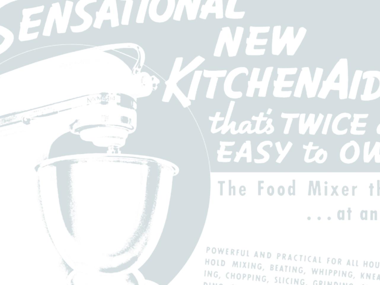 Retro Kühlschrank Kitchenaid : 4 8 l limitierte auflage küchenmaschine u201eheritageu201c artisan