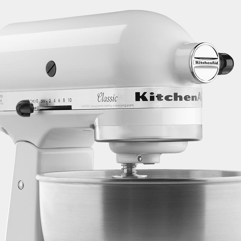 4 3 L Classic Kuchenmaschinen 5k45ss Offizielle Website Von Kitchenaid