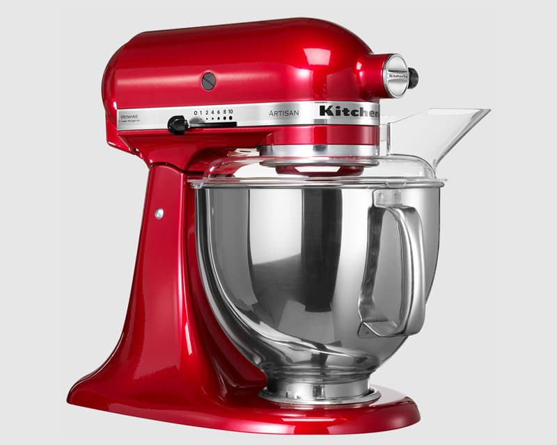 4 8 L Kitchenaid Artisan K Chenmaschine 5ksm125 Offizielle Website Von Kitchenaid