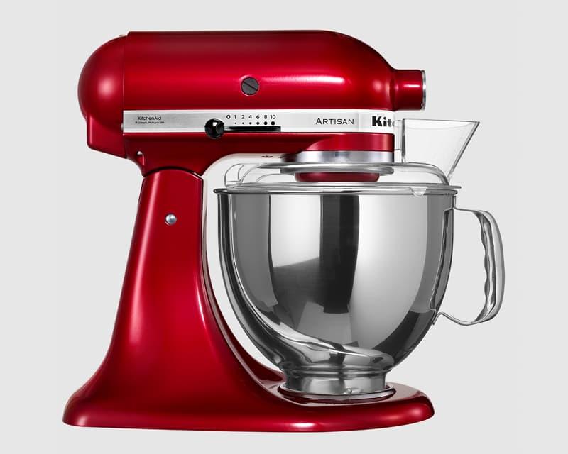 4,8 L Kitchenaid Artisan Küchenmaschine 5Ksm175Ps 2021
