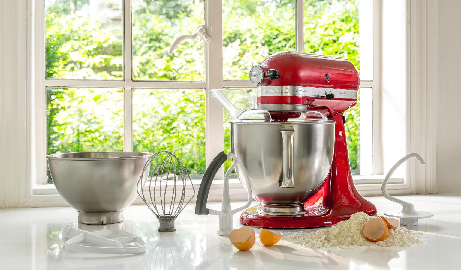 4,8 L ARTISAN Küchenmaschine 5KSM175PS | Offizielle Website von ...