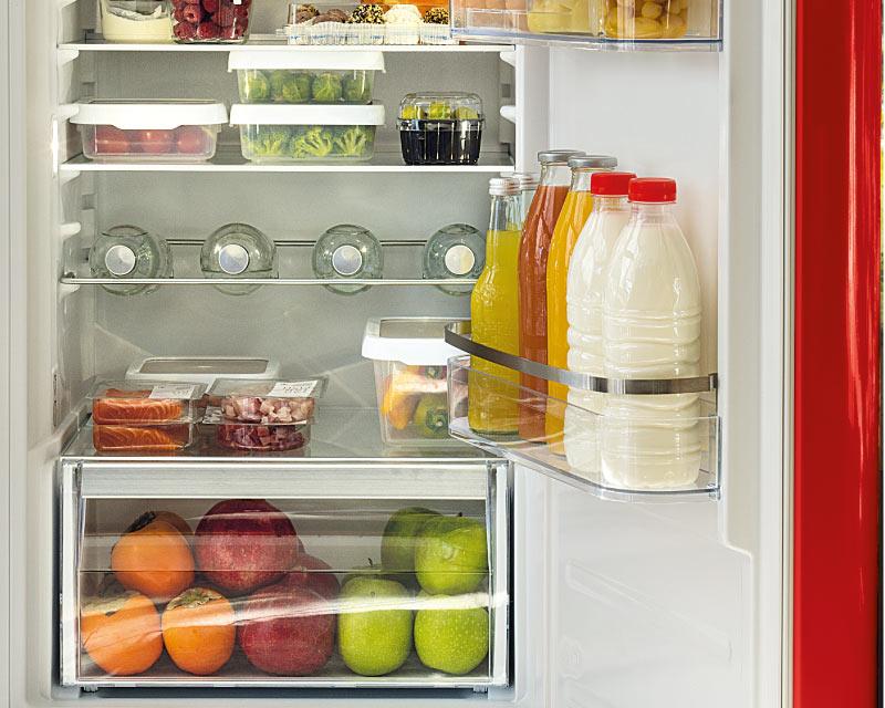 iconic fridge macadamia ffnung rechts kcfma 60150r. Black Bedroom Furniture Sets. Home Design Ideas