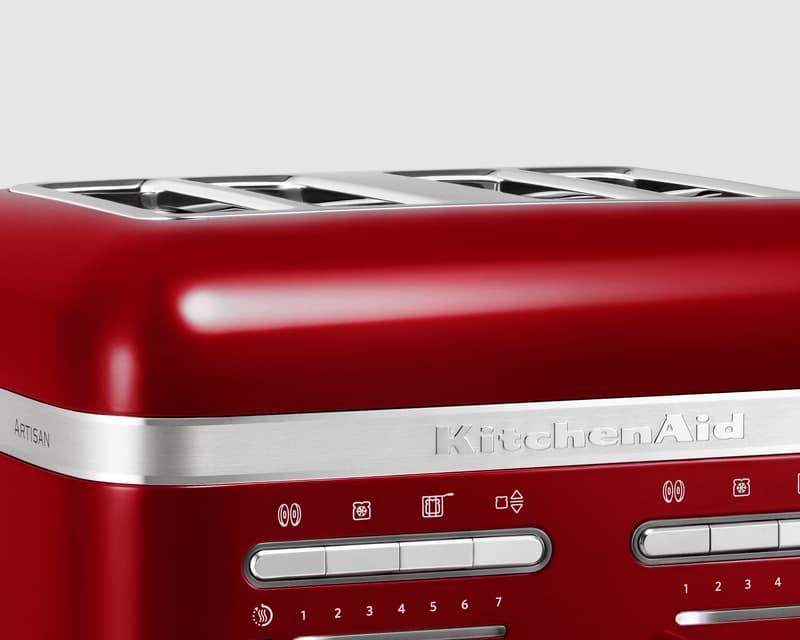 kitchenaid artisan toaster f r 4 scheiben 5kmt4205. Black Bedroom Furniture Sets. Home Design Ideas