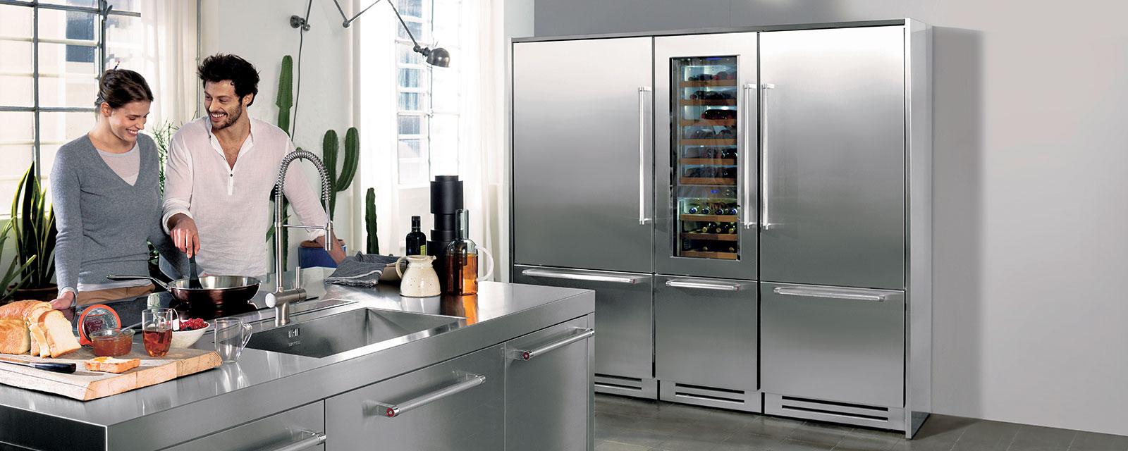 vertigo collection integrierte k hlkombi 90 cm kczcx 20901l offizielle website von kitchenaid. Black Bedroom Furniture Sets. Home Design Ideas