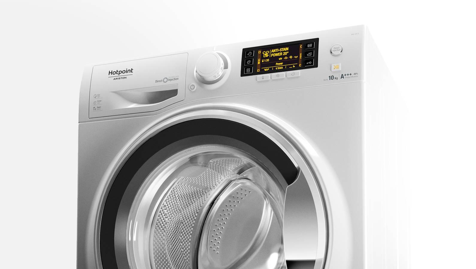 Lavadoras  libre instalación   encastre - Hotpoint f950e7d4b1e