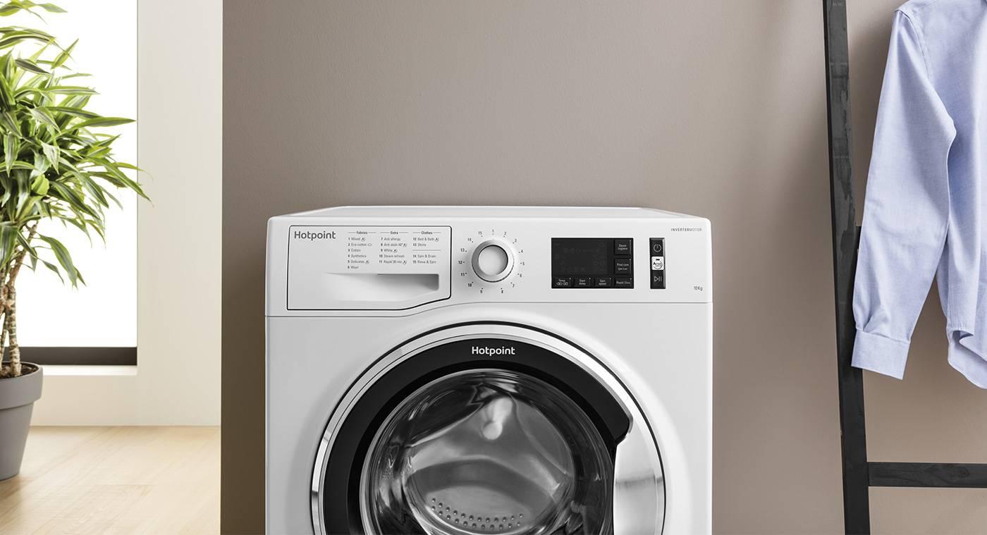 Machine À Laver Et Sèche Linge Intégré lave-linge: posable et intégré - hotpoint france