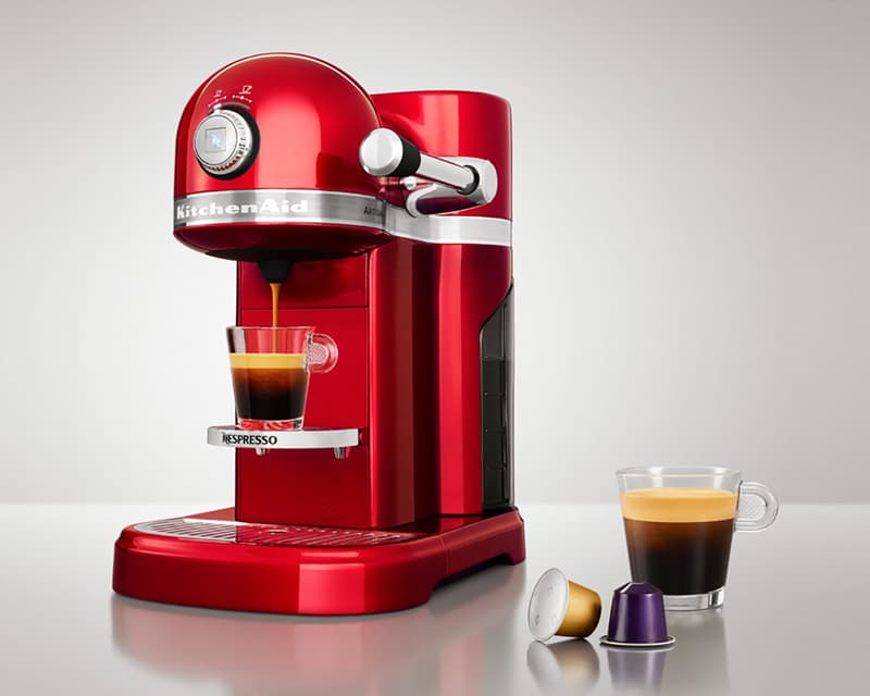 machine caf nespresso artisan 5kes0503 site officiel kitchenaid. Black Bedroom Furniture Sets. Home Design Ideas