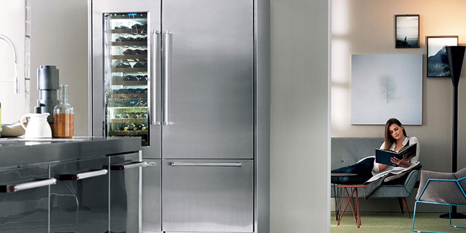 collection vertigo r frig rateur combin int grable 90 cm kczcx 20901l site officiel kitchenaid. Black Bedroom Furniture Sets. Home Design Ideas