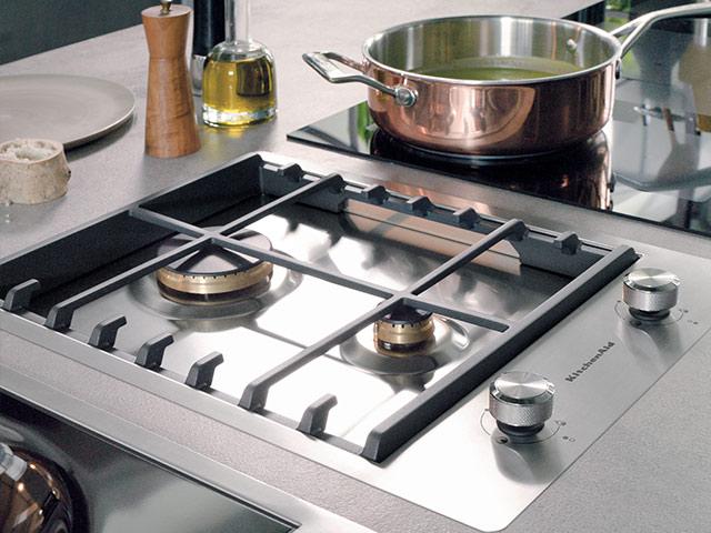 tables de cuisson domino grand m nager site officiel kitchenaid. Black Bedroom Furniture Sets. Home Design Ideas