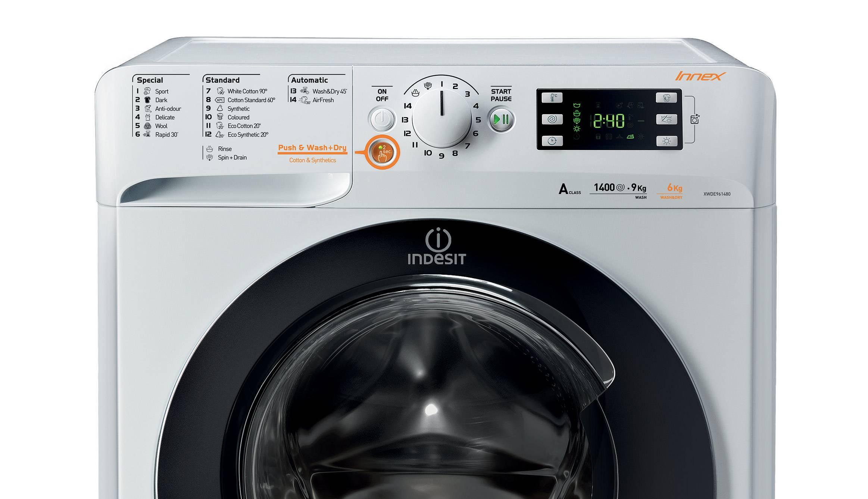 Lista Pnl Europarlamentare Detail: Lavasecadora De Libre Instalación, Lista Para Lavar En 45