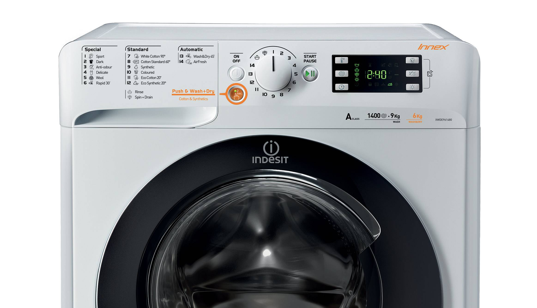 Freestanding Washer Dryer Washing Ready In 45 Minutes Innex