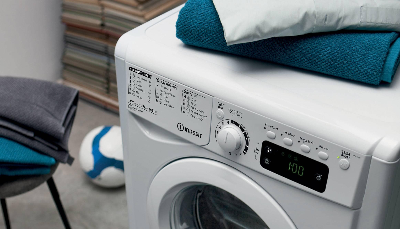 Lave linge hublot posable indesit 6 kg indesit - Combien consomme d eau une machine a laver ...