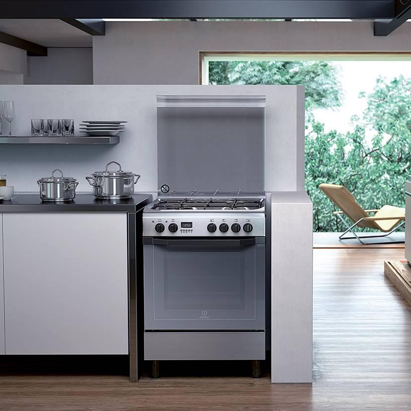 Qual la cucina adatta alle tue esigenze indesit elettrodomestici per la casa e la cucina - Cucine a gas indesit ...