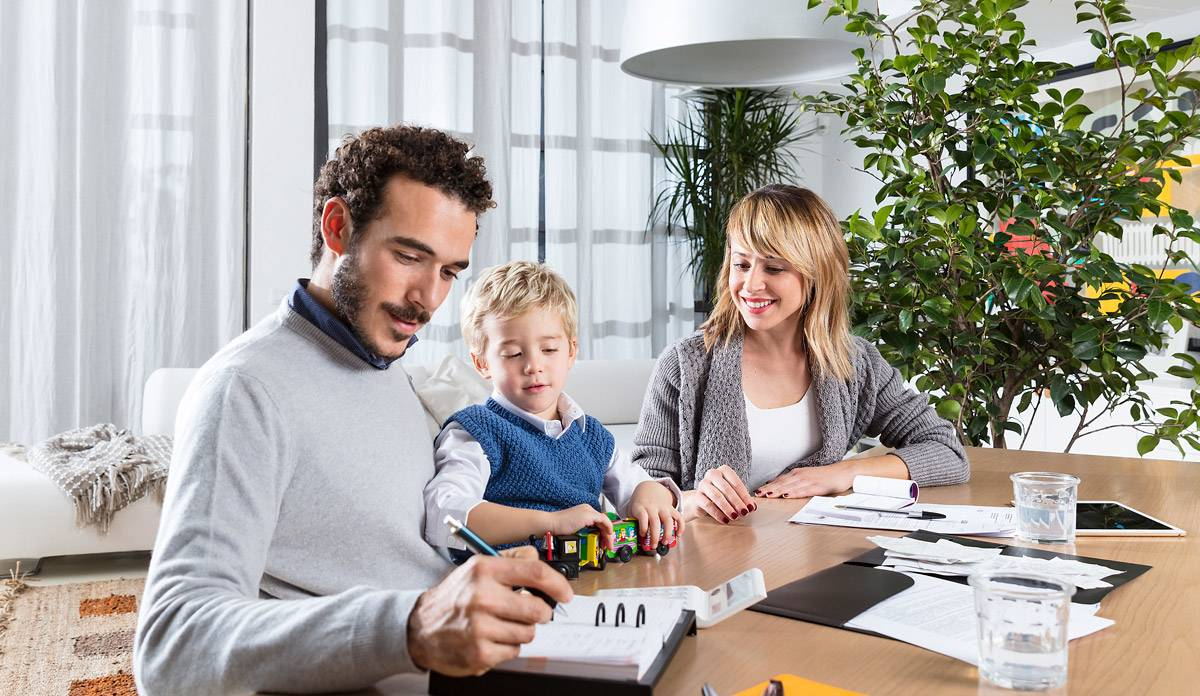 Family finance tip choose energy efficient appliances