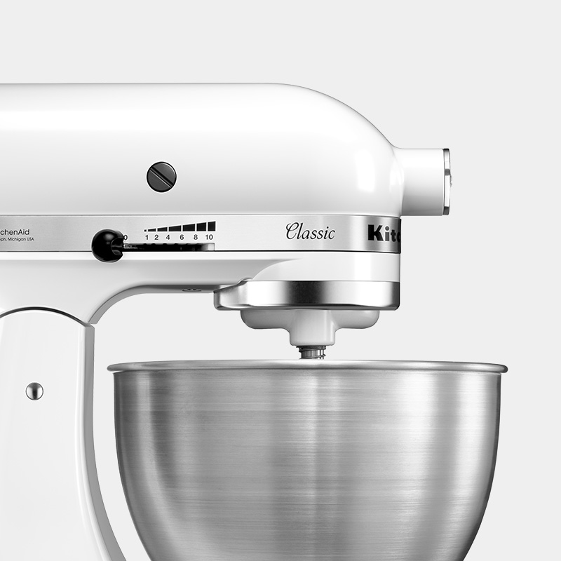 4.3 L CLASSIC Stand Mixer 5K45SS | Official KitchenAid Site