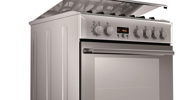 Cucine a gas ed elettriche a libera installazione e da incasso hotpoint it - Cucine a gas libera installazione ...