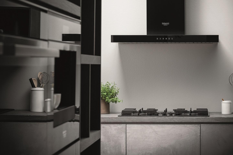 Cappe aspiranti per cucina da incasso e di design for Cappe aspiranti per cucina vortice