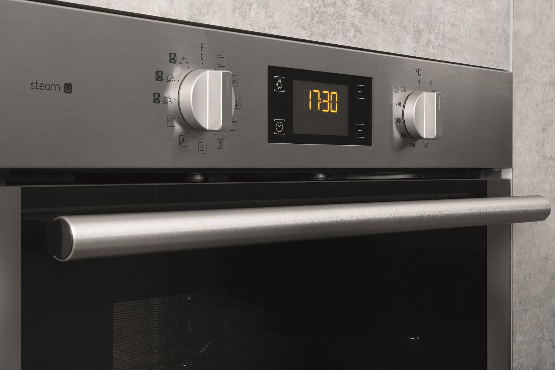 Forni singoli e doppi da incasso a gas ed elettrici hotpoint it pagina 2 - Il miglior forno elettrico da incasso ...
