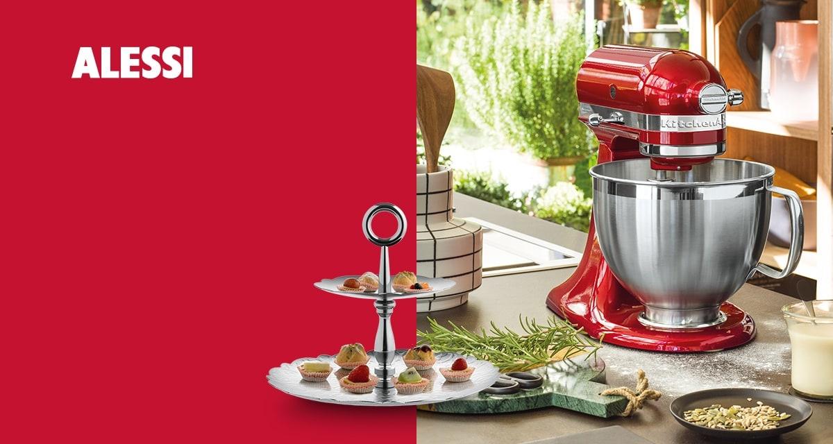Sito ufficiale kitchenaid elettrodomestici da cucina for Crea cucina online