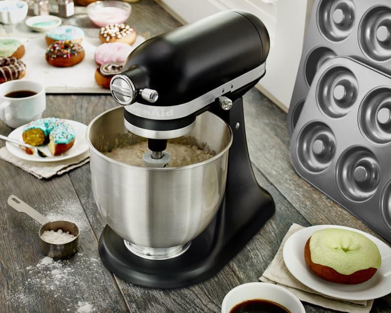 Mini Robot da cucina KitchenAid da 3,3 L 5KSM3311X | Sito ...