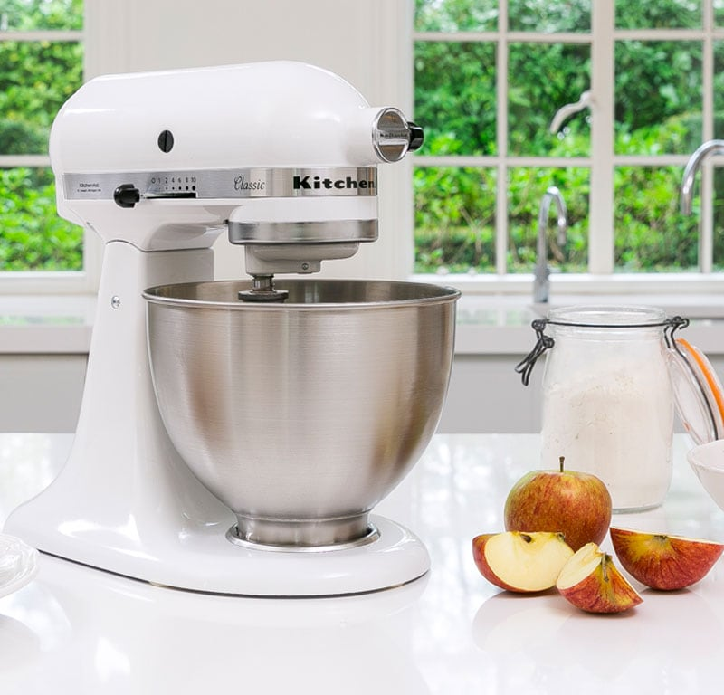 Robot da cucina CLASSIC da 4,3 L 5K45SS | Sito Ufficiale KitchenAid