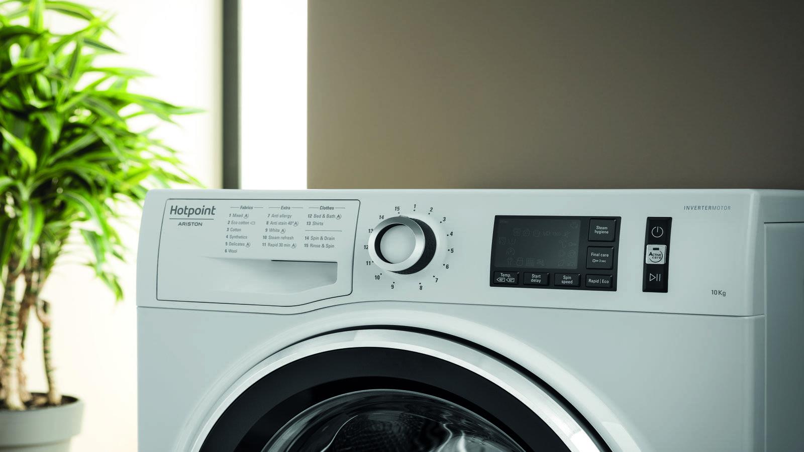 Máquinas de Lavar Roupa: livre instalação e encastre