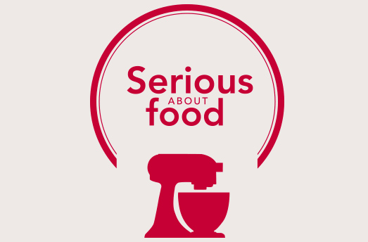 СОВЕТ SERIOUS ABOUT FOOD