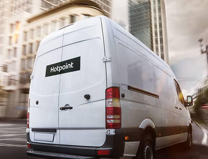 Hotpoint Award Winning Logistics