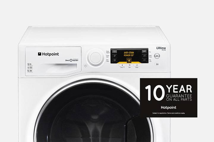 Register my appliance | Hotpoint