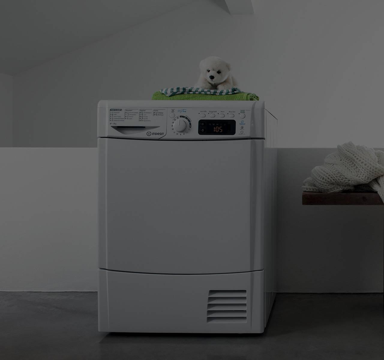 Large Freestanding Tumble Dryers 9kg Under Indesit Uk