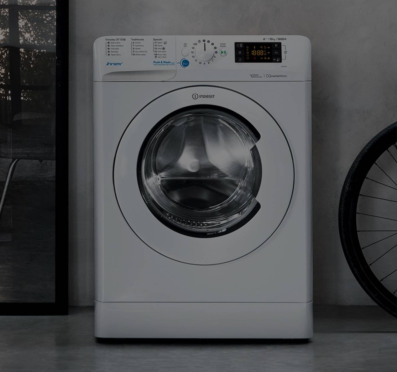 Indesit Affordable Reliable Kitchen Home Appliances Learn More About Your Washer Or Dryer To Order Parts Click Here 2 Seconds 1 Press