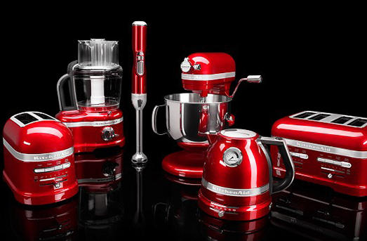 A FULL RANGE OF SMALL AND MAJOR HOUSEHOLD APPLIANCES