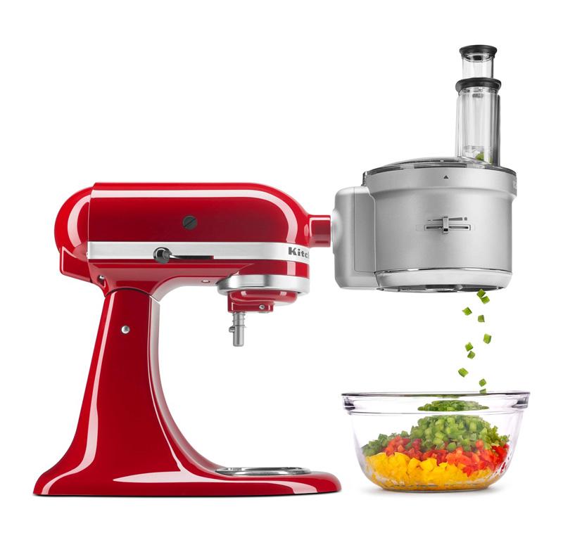 Kitchenaid Food Processor Attachment Salsa