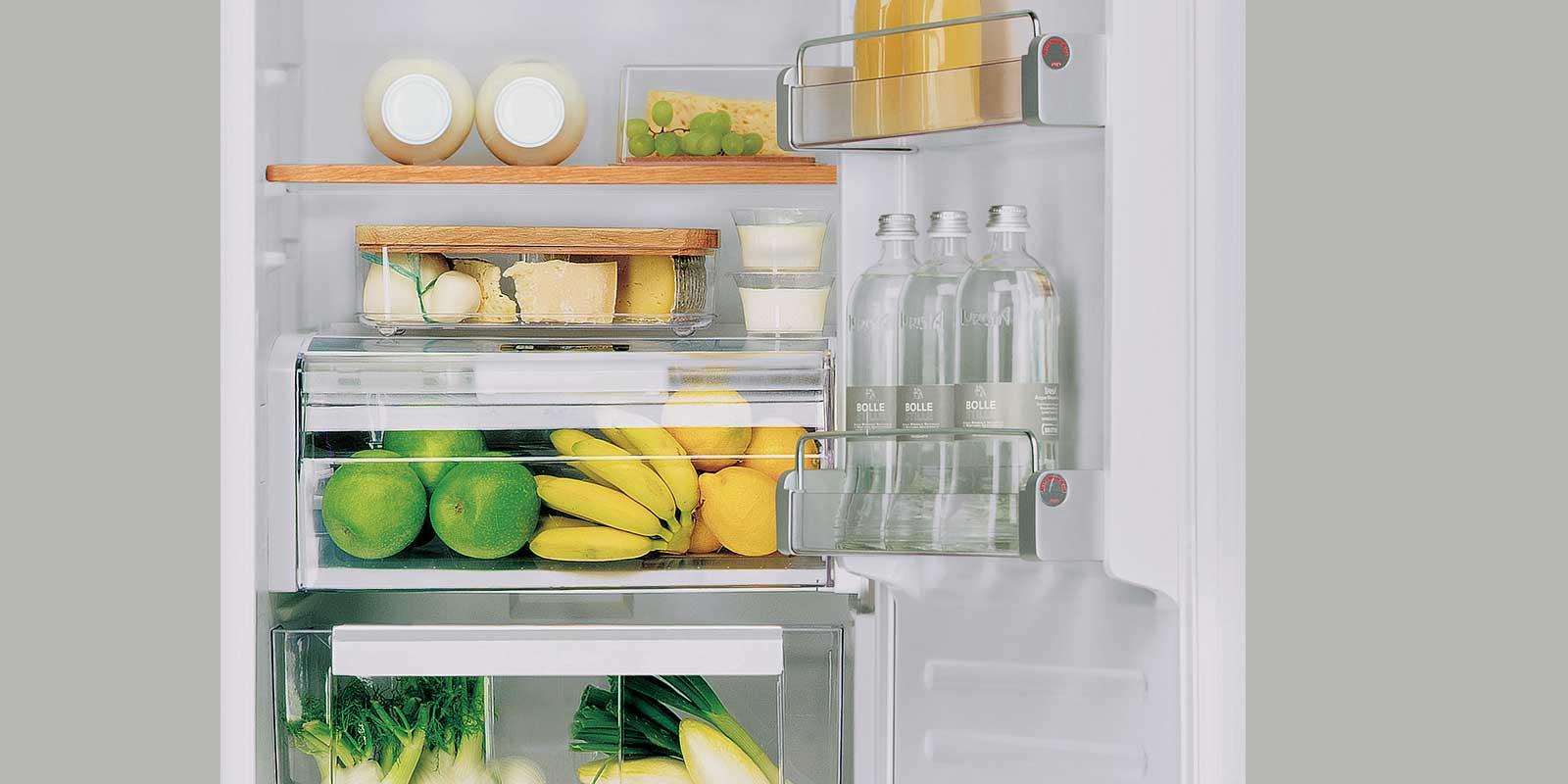 177 Cm Fridge Freezer Kcbdr 18600 Kitchenaid Uk