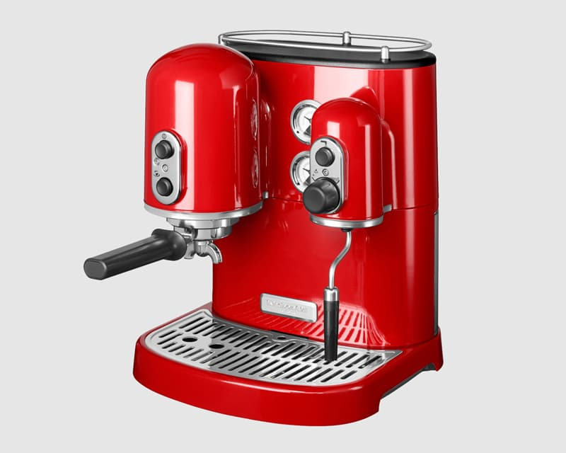 Artisan Espresso Machine 5kes2102 Kitchenaid Uk