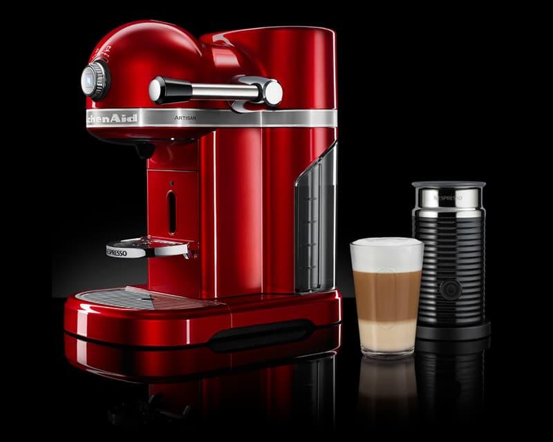 KitchenAid ARTISAN Nespresso and Aeroccino 3 Bundle 5KES0504 ...