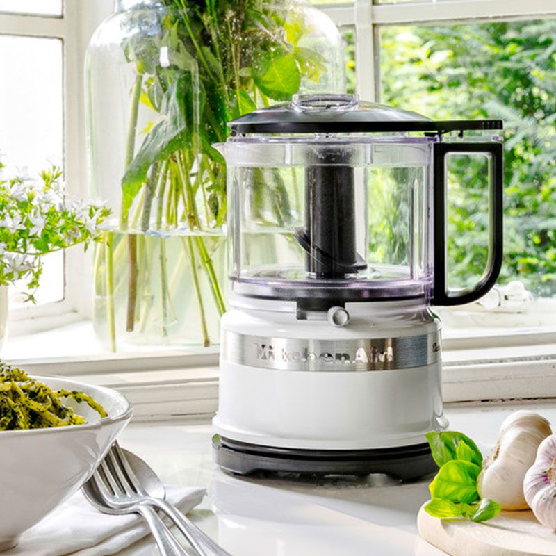 Can I Mince Parsley In Food Processor