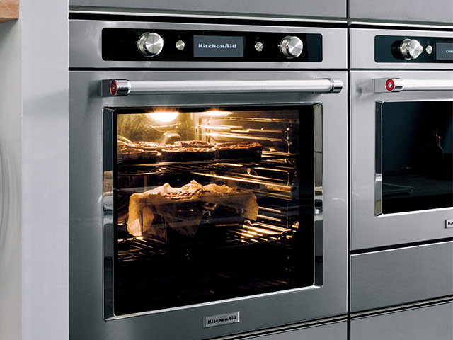 Perfect KITCHENAID TWELIX OVEN FOR IMPECCABLY COOKED FOODS. IN YOUR OWN HOME JUST  LIKE AT A RESTAURANT Amazing Pictures