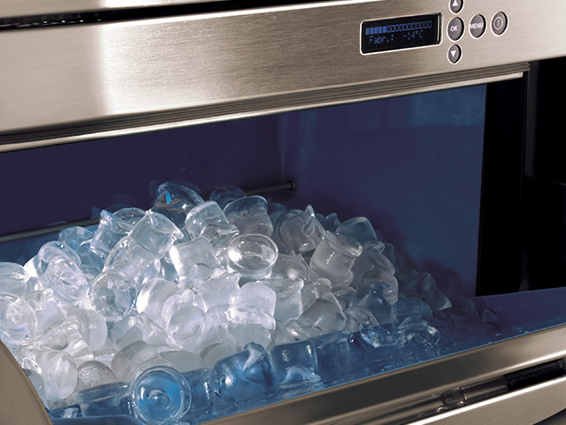 Ice maker | Major appliances | KitchenAid UK